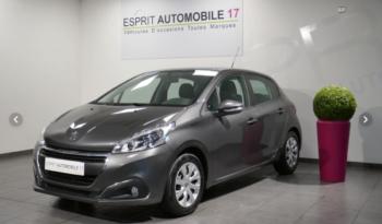 Peugeot 208 1.2 82 cv active – gps / radar – 34257 kms