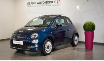 FIAT 500 Hybride 1.0 L 70 CV BSG LOUNGE + PACK LOUNGE + TOIT OUVRANT + OPTIONS
