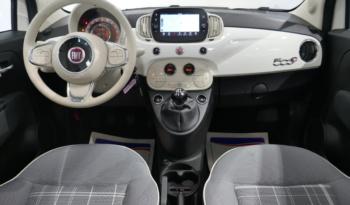 FIAT 500 Cabriolet 1.2 I 69 CV PACK LOUNGE + GPS plein