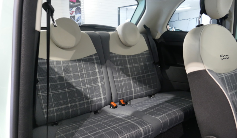 Fiat 500 hybride 1.0 70 cv bsg lounge+pack lounge *neuve plein