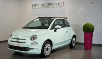 Fiat 500c hybride 1.0 70 cv bsg lounge + options *neuve