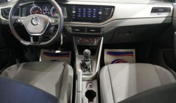 Volkswagen polo 1.0 tsi 95 lounge s&s 2019 plein