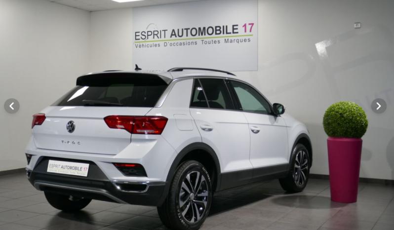 Volkswagen t-roc 1.0 tsi 115 s&s united – neuf – en stock plein
