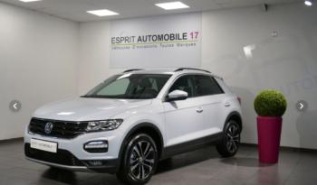 Volkswagen t-roc 1.0 tsi 115 s&s united – neuf – en stock