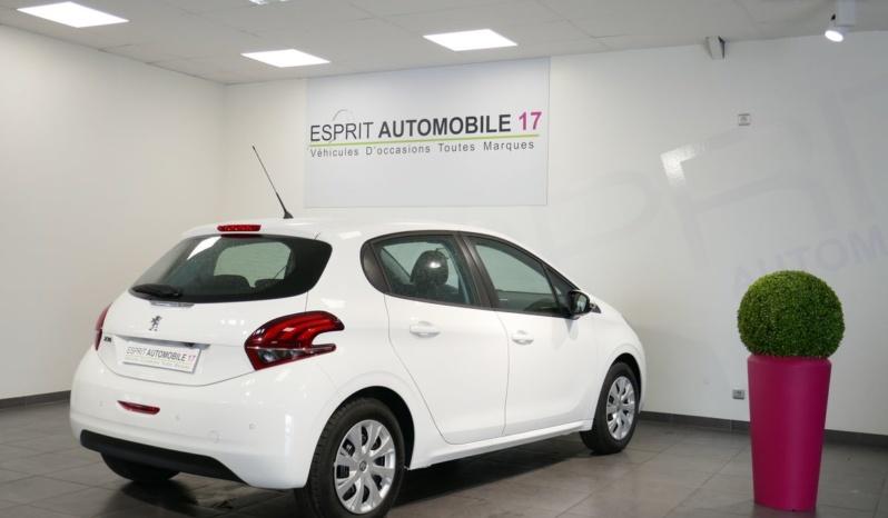 Peugeot 208 1.5 bluehdi 100 cv – 05/2019 – 19159 kms – gps / radar plein