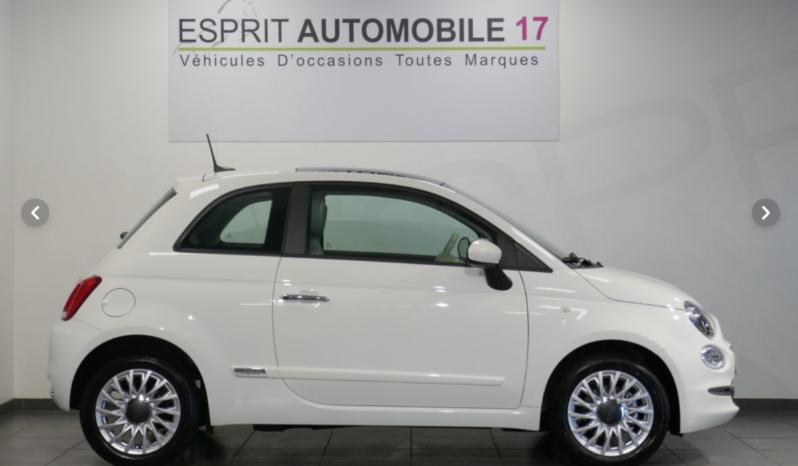 Fiat 500 hybride 1.0 70 cv bsg lounge – 10km plein