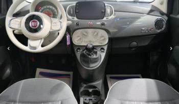 Fiat 500c hybride 1.0 70 cv bsg lounge + options – 10km plein