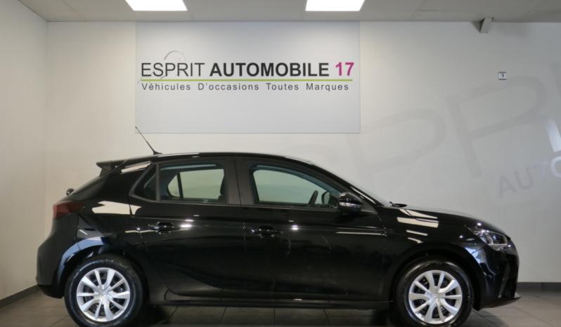 Nouvelle Opel corsa 1.2 75 cv edition bluetooth 5 portes – 9206 km plein