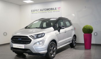 Ford ecosport 1.0 ecoboost 125 cv st-line 12928 km