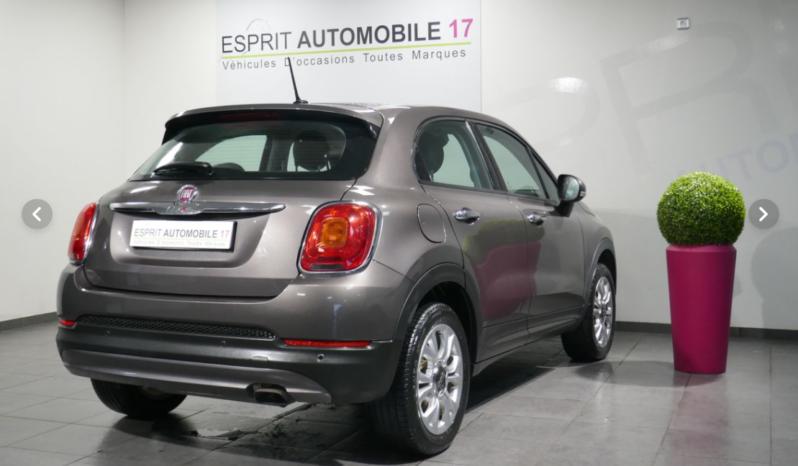 Fiat 500 x 1.4 multi air 140 cv popstar gps 04/2017 plein