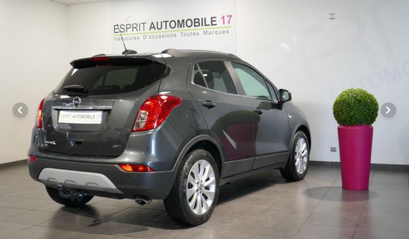 Opel mokka x 1.6 cdti 136 cv 4×2 innovation 2018 plein