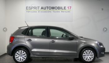 Volkswagen polo tdi 90 cv cft-line – clim – bluetooth plein