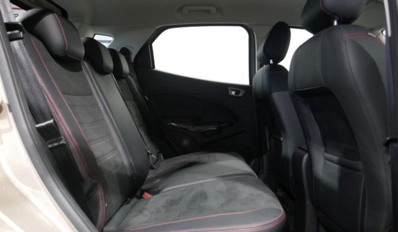 Ford ecosport 1.0 ecoboost 100 cv st-line 2019 -19550 km plein