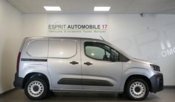 Peugeot partner 1.5 bluehdi 130 cv eat-8 -2019 – 3 places plein