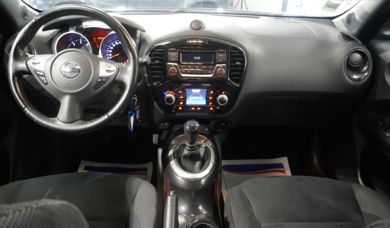 Nissan juke 1.5 dci 110 cv acenta pack sport – 63 826 km plein